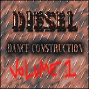 サンプリングCD「DIESEL DANCE CONSTRUCTION」
