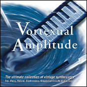 サンプリングCD「Vortexual Amplitude」